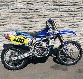Yamaha yzf 250 2013*