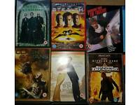 Huge dvd collection ext