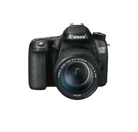 *Brand New* Canon 70d + 18-135mm with 2 years warranty