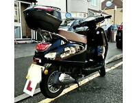 50cc Vespa lookalike direct bike milan