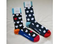 Mens socks GOOD STUFF size UK 6,5-10,5 NEW with tags perfect as s gift