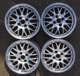 """15"""" BBS alloy wheels"""