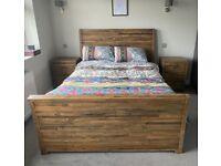Charlie Barker & Stonehouse Bedroom set