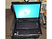 Lenovo T400 Laptop with webcam