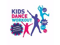Kids Dance Workout
