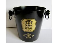 Torre Del Gall Wine Bucket (New)