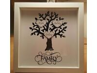 Personalised A4 Framed Picture.