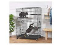 3 tier cat playpen, cage