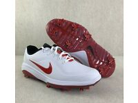 New In Box Men`s Nike Lunar React Vapor 2 Golf Shoes
