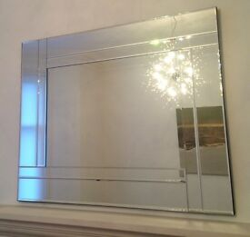 GORGEOUS LAURA ASHLEY MIRROR RRP £300