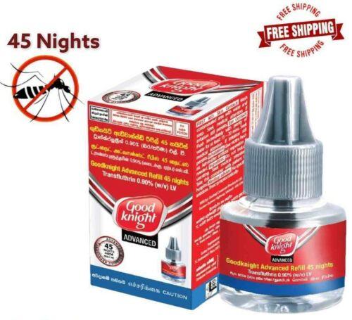 Good Knight Mosquito killer Advance Repellent Liquid refill Vaporizer 45 Nights