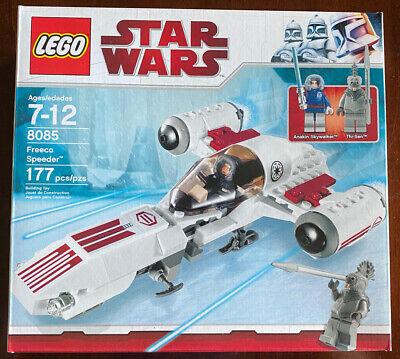 Lego Star Wars Freeco Speeder (8085) Clone Wars NEW SEALED Retired