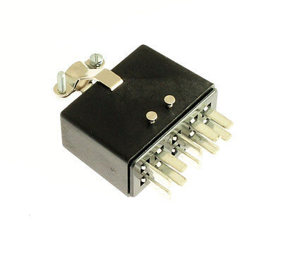 2x Beau Cinch P310cct Jones 10 Pin Plug 38331-5610 Connector Cable Clamp Top