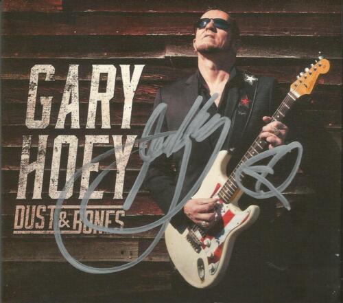 Gary Hoey Autographed Dust & Bones CD