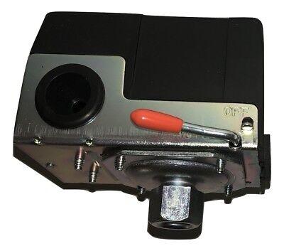 Pressure Control Switch For Air Compressor 95-125psi Single Port Gw Qs1h Int