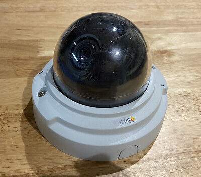 Axis Communications P3367 Poe 5mp Dome Security Camera 0382-001-03.