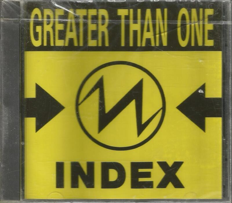 Greater Than One Index CD