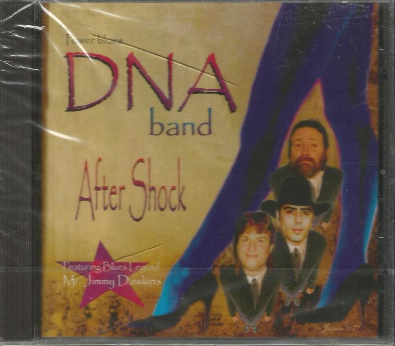 DNA Band After Shock CD