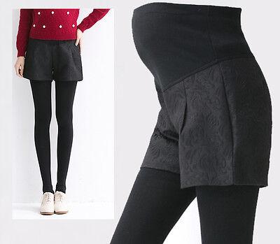 Pantaloncini Premaman Autunno Morbidi Maternity Wear Autumn Shorts MWP002