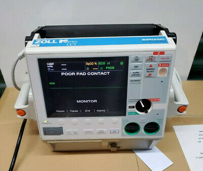 Zoll M-series Biphasic 200 Joules Max
