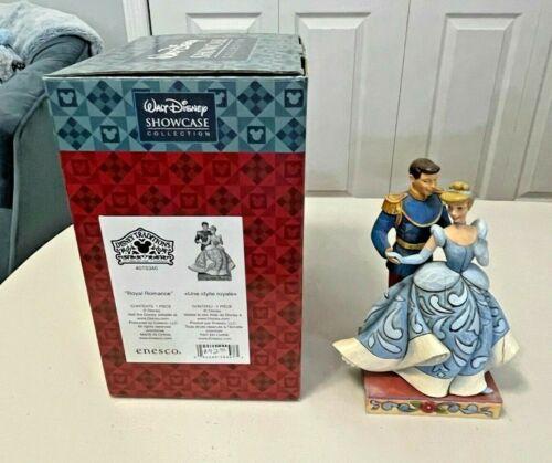 Disney Traditions Jim Shore Cinderella and Prince Charming Royal Romance 4015340