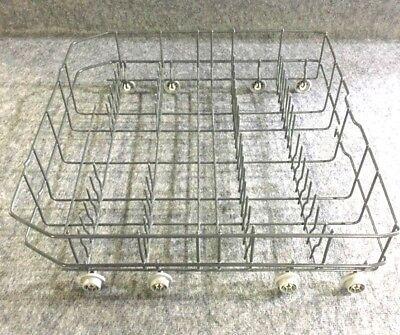 CLEAN BOSCH Lower Bottom Dishwasher Rack PART 00249276 239132 FITS MANY MODELS