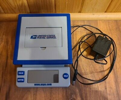 Usps Postal Service 10 Lb Digital Shipping Scale