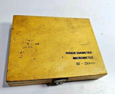 Inside Diameter Micrometer - 50-250mm