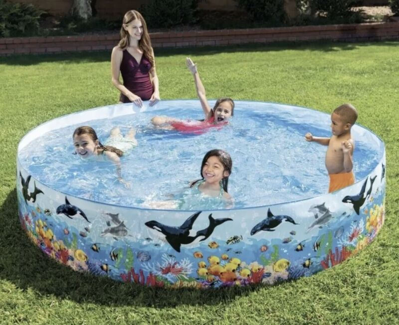 Intex 8ft X 18inch Snapset Above Ground Pool 🌟BRAND NEW - FAST SHIPPING