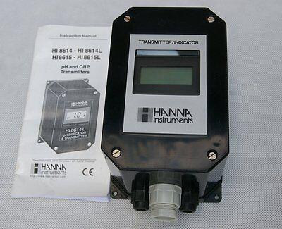 Hanna Instruments Hi 8615l Hi8615l Orp Transmitter