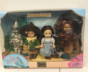 Barbie Kelly and Friends Wizard of Oz collector edition -NEW