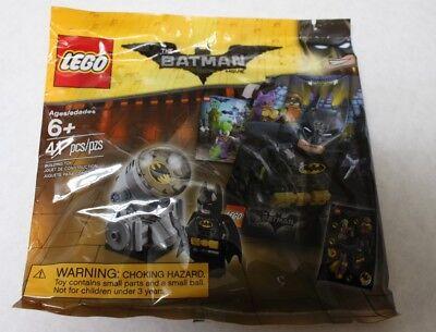 Lego 5004930 The Lego Batman Movie Bat Signal Promo Polybag 41Pcs New Free Ship