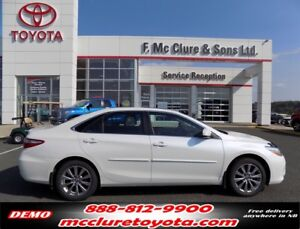 2017 Toyota Camry XLE Winter tires included