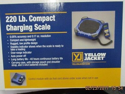 Yellow Jacket 220 Lb Charging Scale - 68862