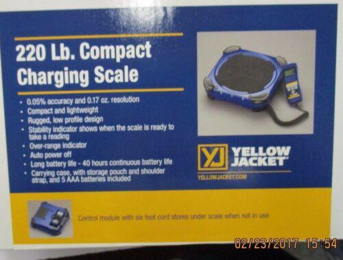 YELLOW JACKET 220 lb CHARGING SCALE - 68862