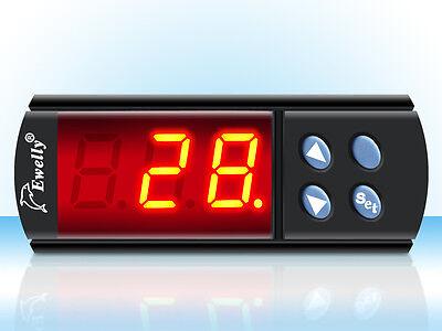 Digital Refrigeration Heating System Dual-mode Temperature Controller Ew-183