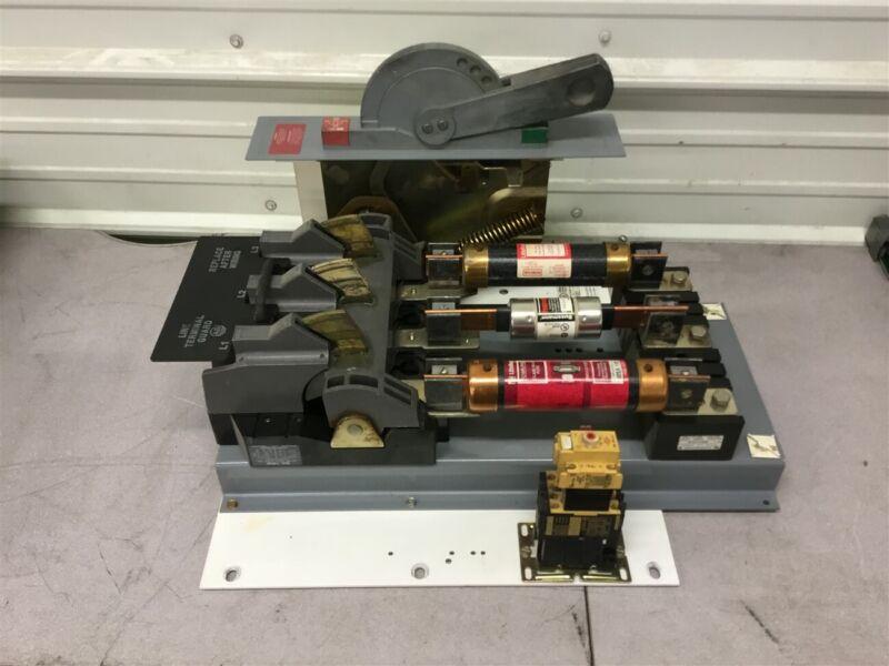 ALLEN-BRADLEY 1494F 200 AMP 600 VAC FUSIBLE DISCONNECT