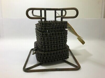 Tsubaki 40 Riveted Roller Chain approx. 70FT Spool