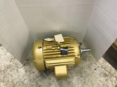 Baldor Em2394t Motor 15hp 3520 Rpm 254t Frame 230460v Tefc