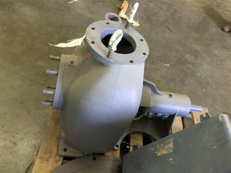 """Gorman Rupp 16Az-B 6"""" X 6"""" Centrifugal Pump"""
