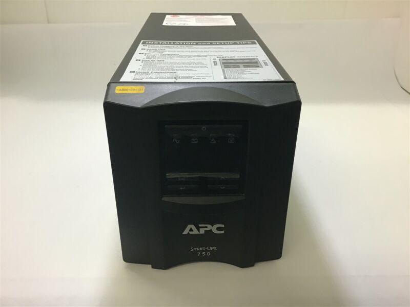APC SMT7501 Smart UPS 750