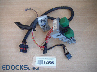 Engine Cable Harness Fan Cooler Combo C Corsa 1,7 Dti CDTI Y17DT Y17DTL Vauxhall