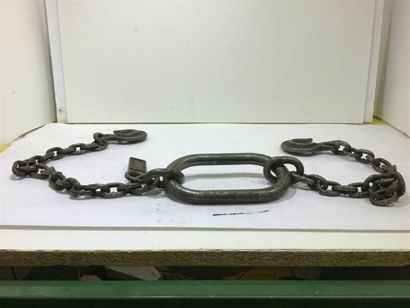 "CM Herc-Alloy WLL60HOR10600 Chain sling 3/4"" 9/32 x 2"