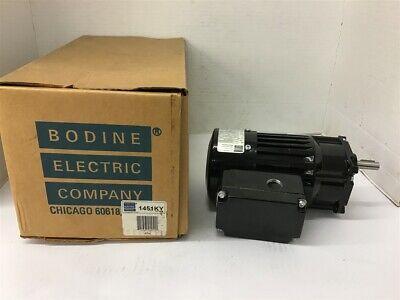 Bodine Electric 34r4bfci-z2 Gear Motor 115 Hp 233 Rpm 230v 61 Ratio