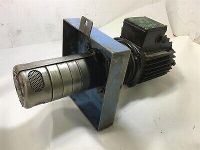 Grundfos Spk1-33 A-w-a-auuv 3420 Rpm.250 Kw 440 Volts