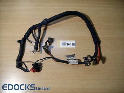 Engine Wiring Harness Battery Cable Loom Astra H Z12XEP Z14XEL Z14XEP Vauxhall