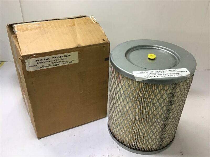 Oaks Industrial Supply 42245 Air Filter Element