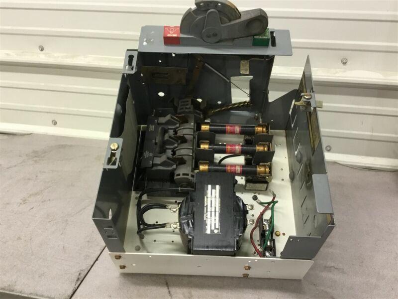 Allen-Bradley Yux716934/1As Motor Control Center Unit 480 Volts .5 Kva 1 Ph