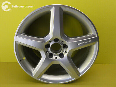 Alufelge, 5-Speichenrad Aluminium AMG, Orig.MB, W211 S211, NEU, A 2114016702