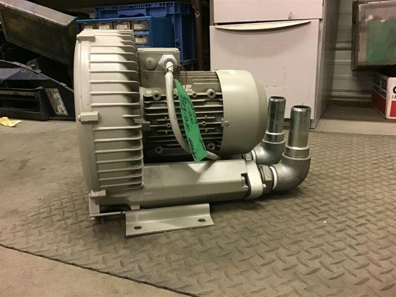 Siemens Elmo 2BH1500-7AH21 Ring Compressor Blower 2.05 KW 200-240/345-415 V